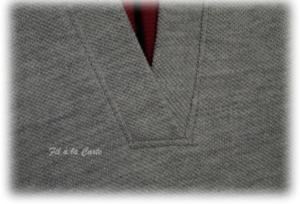 Polo gris DDL 2