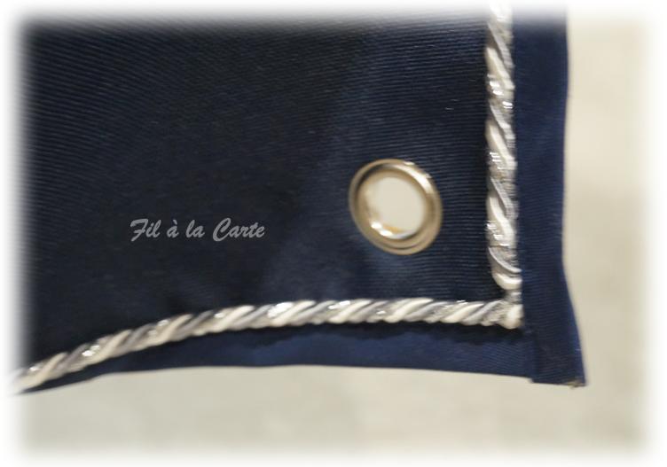 Tenture box moustiquaire bleu marine4