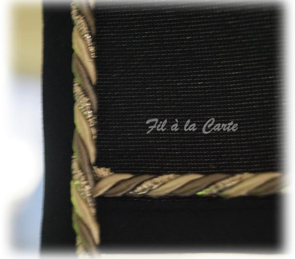 Tenture box moustiquaire bleu marine5