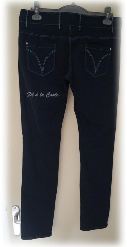 Jeans bleu4