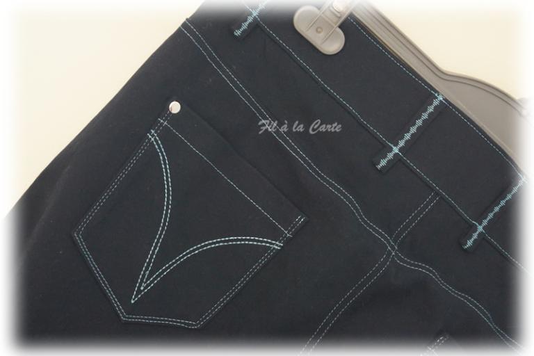 Jeans bleu5