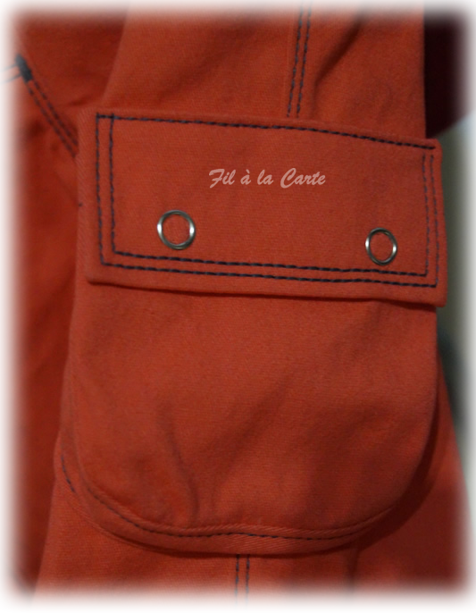 Jeans corail 6a+3