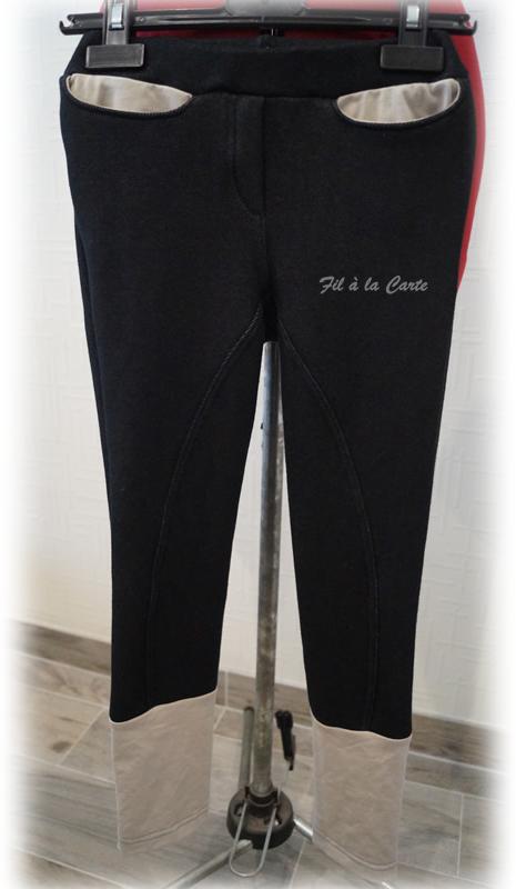 Pantalon équitation 7 ans