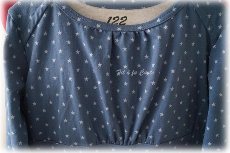 Robe étoiles 7a3