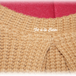 Pull tricot camel2