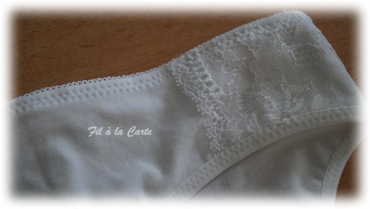 Ensemble sous vêtement dentelle blanc5